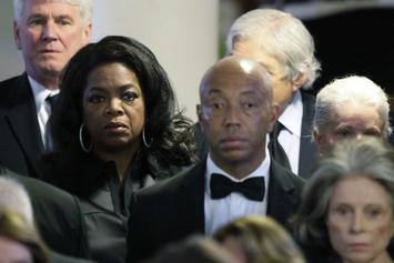 "Russell Simmons Blasts Oprah Winfrey Over Doc, Calls It ""Flavor Of Love"""