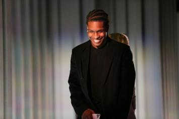 A$AP Rocky Shares Wild Response To Alleged Sex Tape Leak