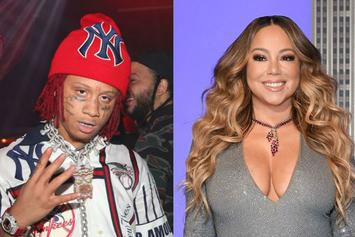 Trippie Redd Tells Nick Cannon About Mariah Carey's Influence On His Musical Style