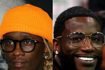 """Young Thug & Gucci Mane Prep Us For A Fun Christmas On This Week's """"Fire Emoji"""" Playlist"""