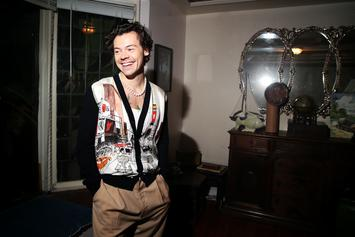 """Harry Styles' """"Fine Line"""" Debuts At No. 1; Roddy Ricch Occupies No. 3"""