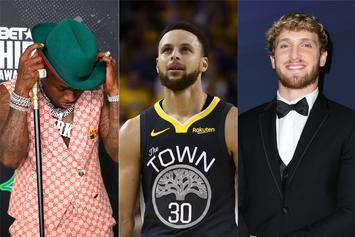 DaBaby, Steph Curry & Logan Paul Dominate Pornhub's Trending Searches
