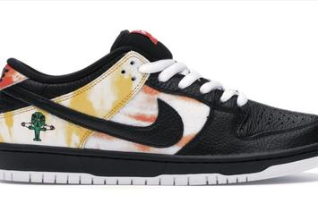 "Nike SB Dunk Low ""Ray Gun"" Tie-Dye Pack Already Reselling For Big Bucks"