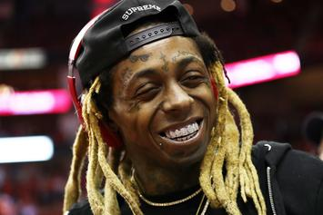 "Lil Wayne Jokes About Private Jet Fed Search: ""All Goody"""