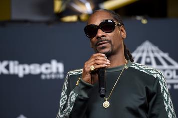 Snoop Dogg Finds Donald Trump's Long-Lost Tupac-Inspired Mixtape Tracklist