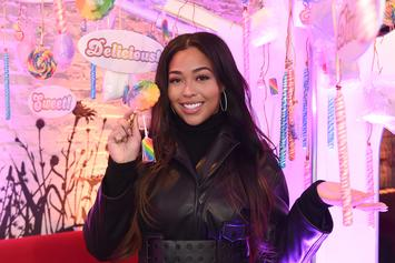 Jordyn Woods Buys Her Little Brother A Mercedes For Christmas