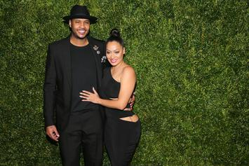 LaLa & Carmelo Anthony Bury The Hatchet, Spend Holidays Together