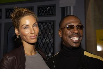 """Nicole Murphy Responds To Cosby's Publicist Calling Eddie Murphy A """"Hollywood Slave"""""""