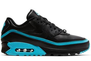 Undefeated x Nike Air Max 90 Pack Proves To Be A Hit With Resellers