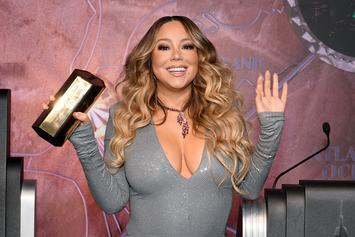 """Mariah Carey's Twitter Hacked: """"Eminem Can Still Hold This *****"""""""