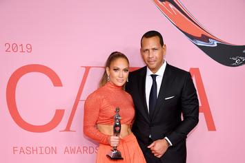 A-Rod's Proposal To J-Lo Shown For First Time In His 2019 Highlights Reel