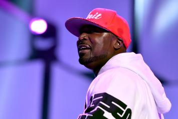 "Young Buck Charged With ""Child Abandonment"" In Recent Arrest"