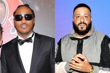 "Future Tells DJ Khaled He Needs To ""Live A Little"" In 2020"