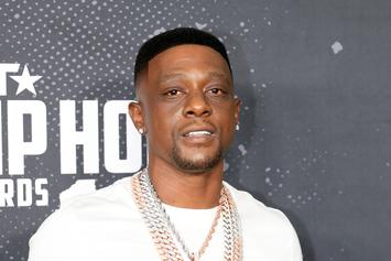 """Boosie Badazz Is Livid After DaBaby's Arrest: """"I'ma F*ck That Concert Promoter Up"""""""