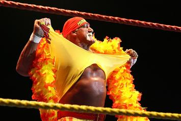 Hulk Hogan Debuts New Look For Wrestlemania Season