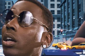 """Young Dolph Gives Tour Of His Booty-full Life In """"Juicy"""" Video"""