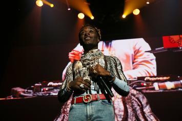 Lil Uzi Vert Still Working To Perfect His Breakdance Moves: Watch
