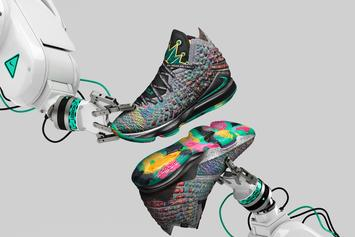 """Nike LeBron 17 Releasing In Exclusive """"I Promise"""" Colorway: First Look"""