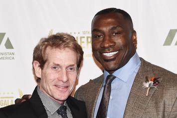 Skip Bayless Roasted After Implying Melo Is Better Than LeBron James