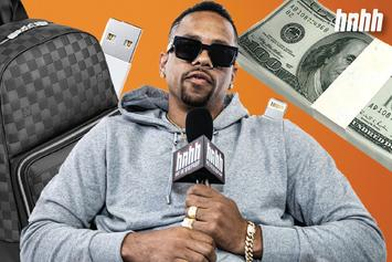 RJMrLA Keeps Only Two Essentials In His Louis Vuitton Bag: Check it Out