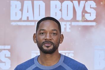 Will Smith Met The Notorious B.I.G. For The First Time On The Same Night That He Died