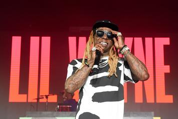 Lil Wayne Admitted To Owning Gold Pistol Found On Private Jet: Report