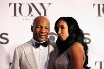 "Mike Tyson Needs His Wife & Wonders Why His Children ""Don't Like Black Kids"""