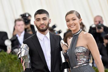 Gigi Hadid & Zayn Malik Seemingly Back Together After Getting Cozy On Streets Of NYC