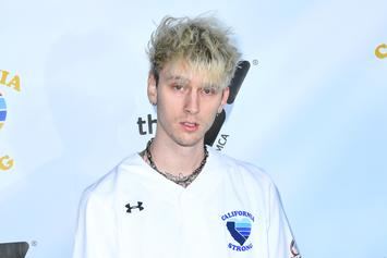 Machine Gun Kelly Unveils His New Album Title