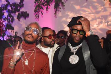 2 Chainz Reveals Collab With Future Dropping Friday & Shares Teaser Of Visuals