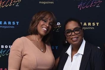 """Gayle King Defends Oprah Winfrey, Says She Wasn't """"Muzzled"""" Over #MeToo Doc"""