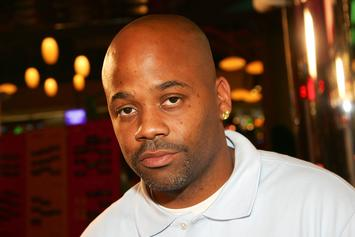"Dame Dash Suing WeTV For Requiring Son To Drink Alcohol For ""GUHH"" Ratings: Report"