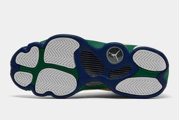 "Air Jordan 13 ""Playground"" Release Date Revealed: Detailed Photos"