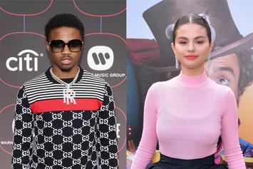 Roddy Ricch Mocks Selena Gomez' Attempts To Go No. 1 After Justin Bieber Failed