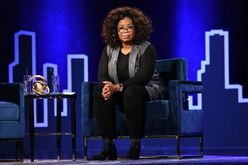 """Oprah Winfrey Says Russell Simmons """"Attempted To Pressure"""" Her Over Doc"""