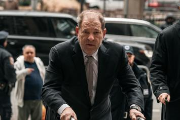 "Harvey Weinstein Requests Change Of Venue For Trial Due To ""Stealth Jurors"""