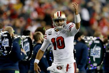 49ers Campaigning To Wear Classic Throwbacks In Super Bowl LIV