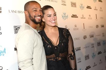 Ashley Graham Welcomes First Child With Husband Justin Ervin