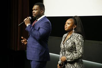 "50 Cent Goes In On Starz, Leaks ""Power"" Clip Revealing Who Killed Ghost"