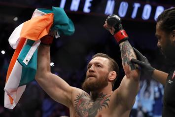Conor McGregor Claims Donald Trump Might Be The GOAT Of The USA
