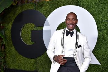 """Tyrese Suggests Cop Thriller """"Black And Blue"""" Was """"Suppressed"""" Due To Racism"""