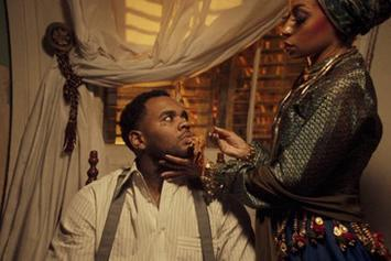 "Kevin Gates Gets Trapped By Dreka Gates In Voodoo-Inspired ""Fatal Attraction"""