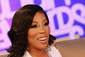 """K. Michelle Shows Off """"Dents"""" & Curves On IG With Update About Cosmetic Surgeries"""
