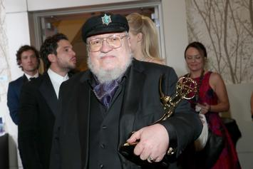 "George R.R. Martin Says ""Game Of Thrones"" Almost Ended With A Movie Trilogy"