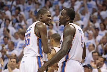 Kendrick Perkins Issues Apology To Kevin Durant In Light Of Kobe Bryant's Passing