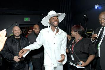 "Lil Nas X Fans Shocked After Not Winning ""Record Of The Year"""