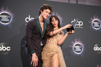 Camila Cabello Ghosted Shawn Mendes & Took Her Dad As Her Date To The Grammys