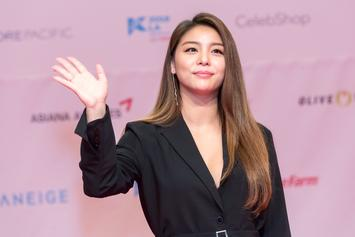 K-Pop Star Ailee Responds After Backlash For Posting Photo With Chris Brown