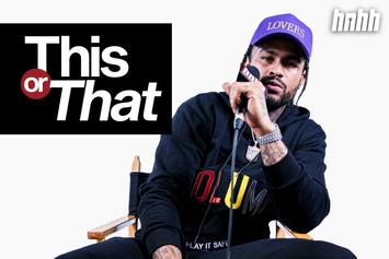 """Dave East Is The Authority On New York Staples In """"This Or That"""""""