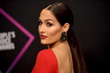 Nikki Bella Shows Off Her Baby Bump Since Announcing Pregnancy